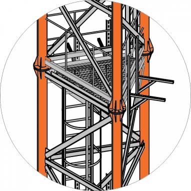 Правила по возведению опорных металлоконструкций