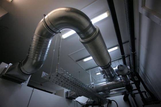 История возникновения систем вентиляций
