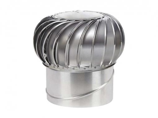 Особенности монтажа турбодефлектора