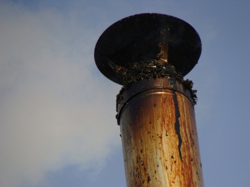 Почему в трубе дымохода образуется конденсат
